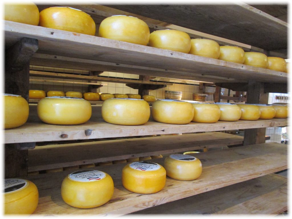 オランダのチーズ