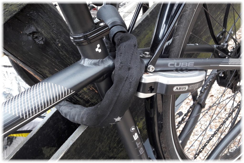 自転車のカギ