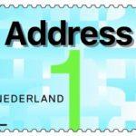 オランダ住所表記