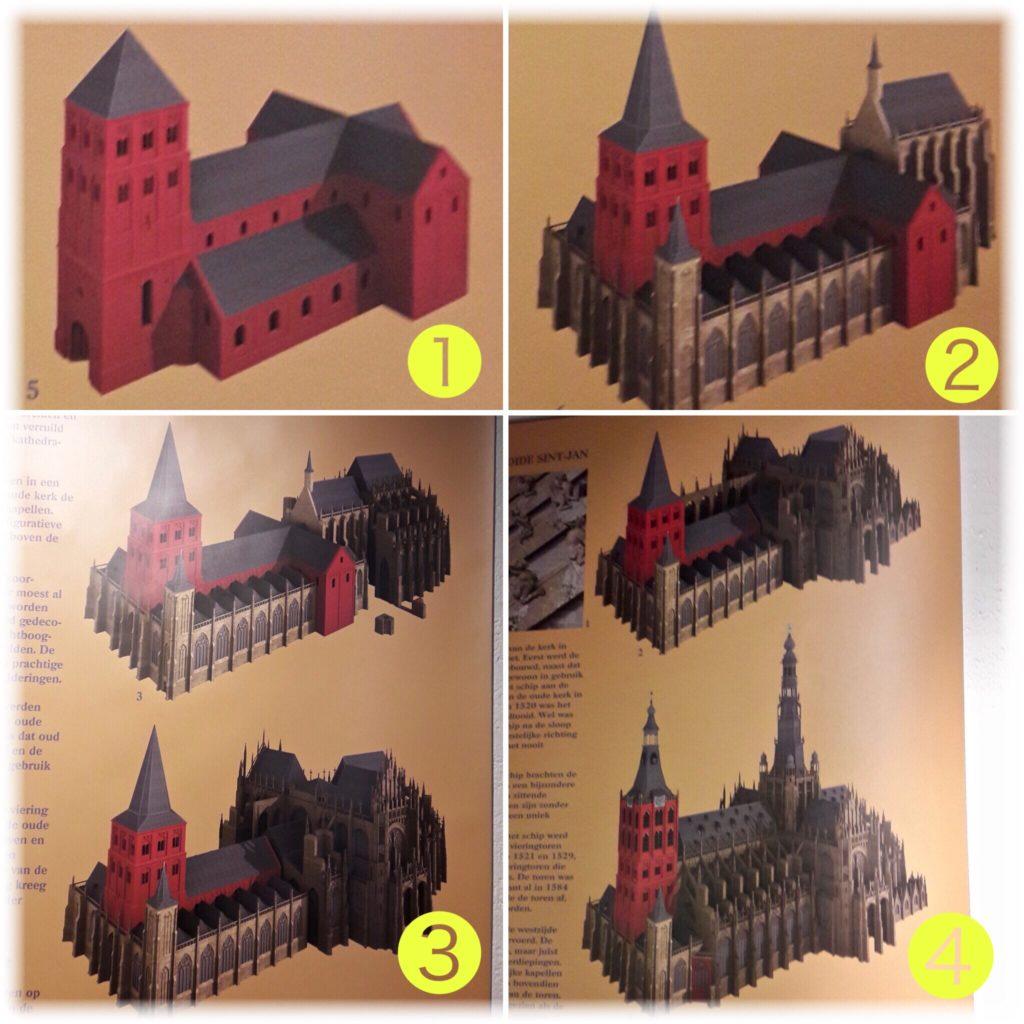 教会博物館の展示資料