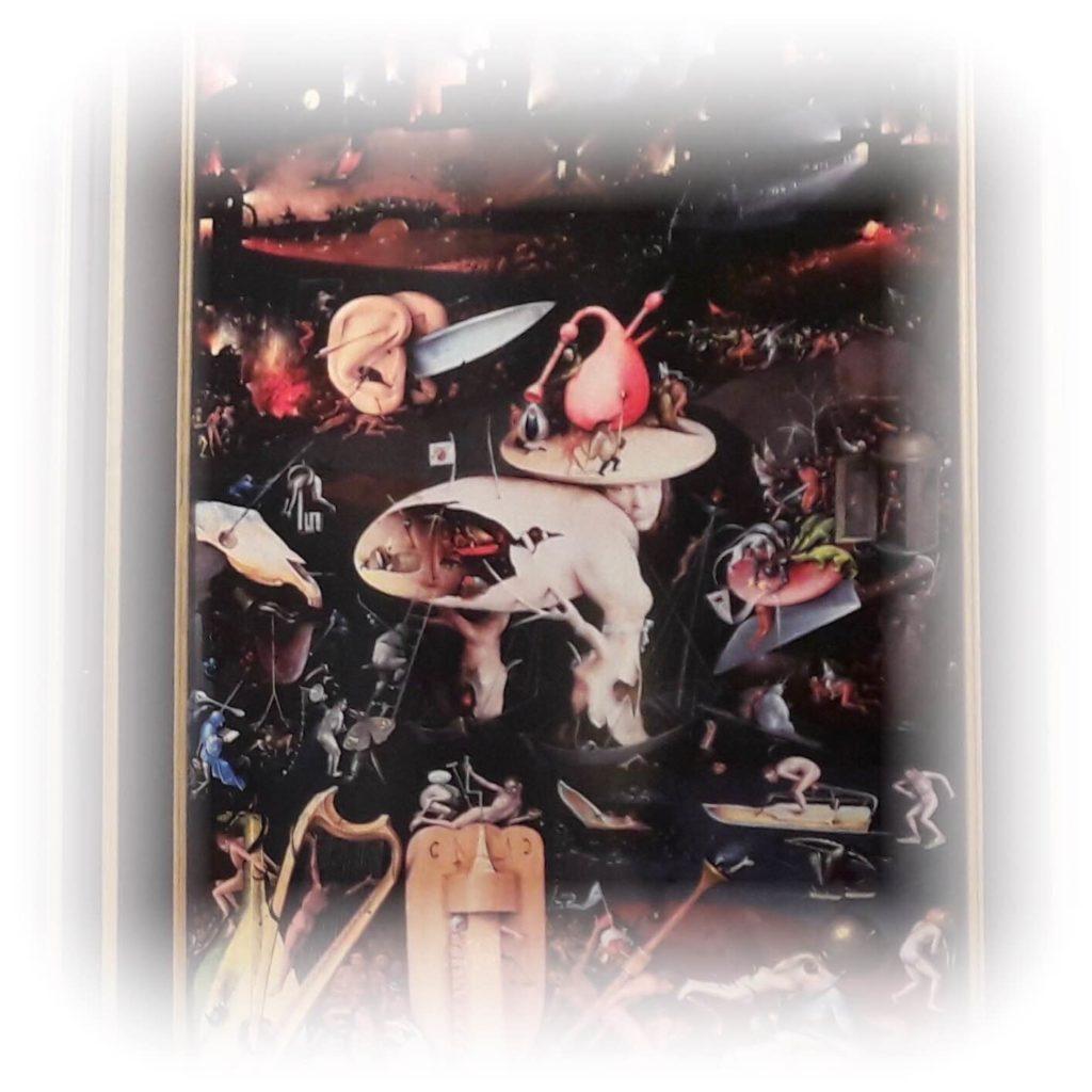 オブジェの絵画