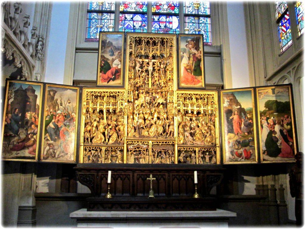 聖ヤン大聖堂の礼拝堂