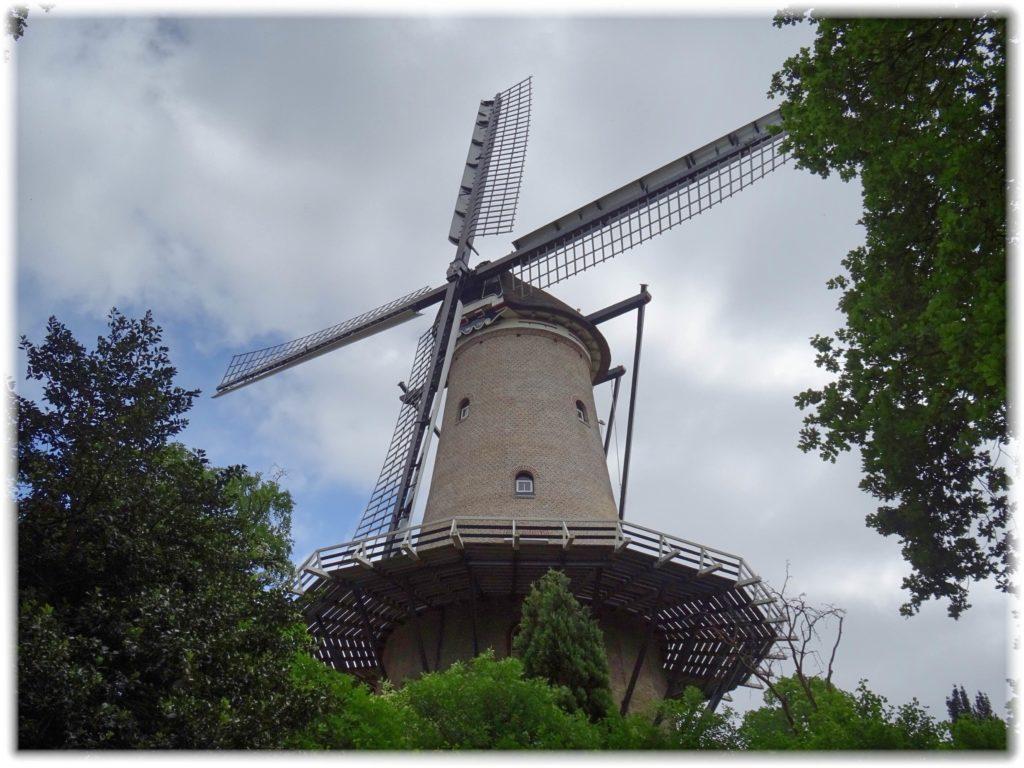 アルクマールの風車