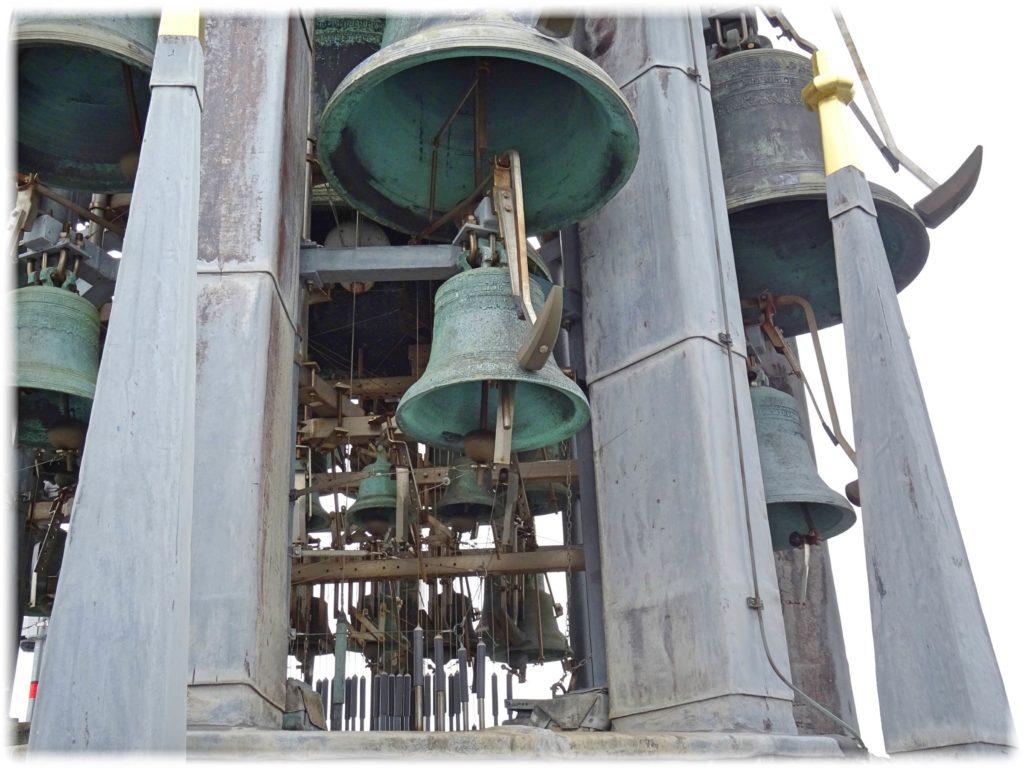 聖ラウレンス教会の鐘