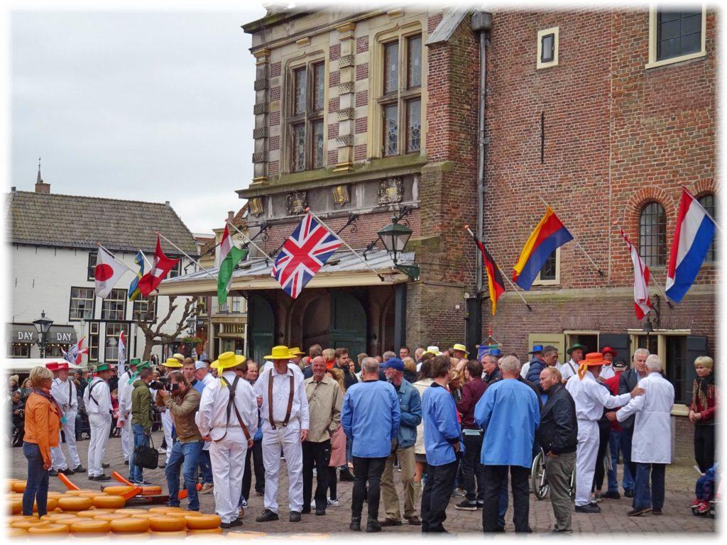 チーズマーケットの開始