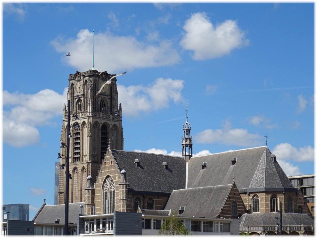 オルガンの聴ける聖ローレンス教会