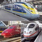 鉄道でオランダへの移動