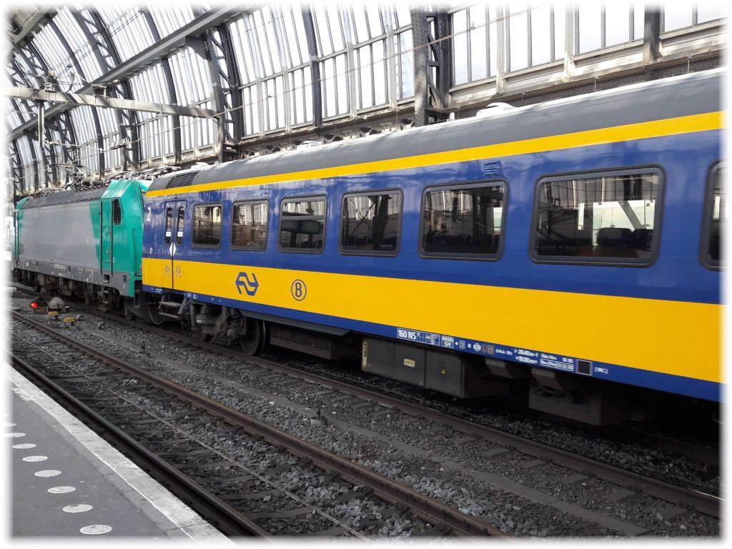 オランダ、インターナショナルトレイン