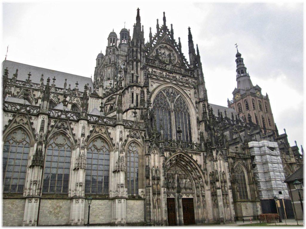オルガンの聴ける聖ヤン大聖堂
