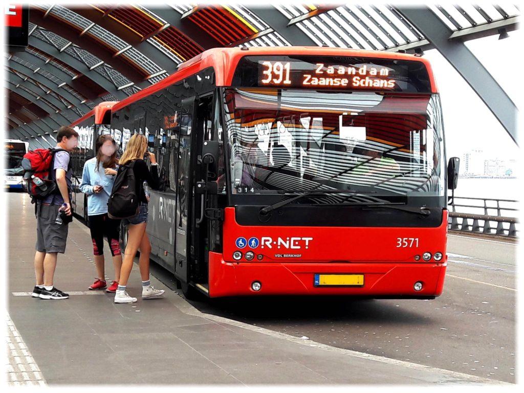 バス・391号線