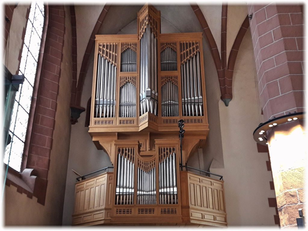 ニコライ教会オルガン