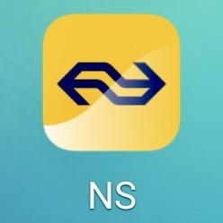 オランダ鉄道アプリ使い方