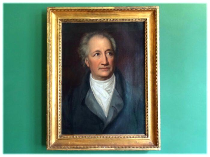 ゲーテの肖像画