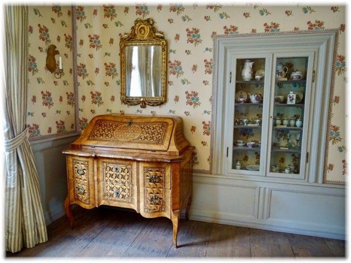 ゲーテハウス、母の部屋