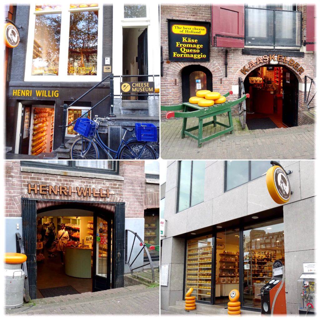 シンゲルのチーズ店舗