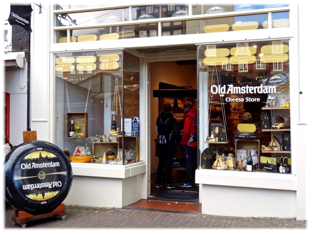 オールドアムステルダムチーズ店