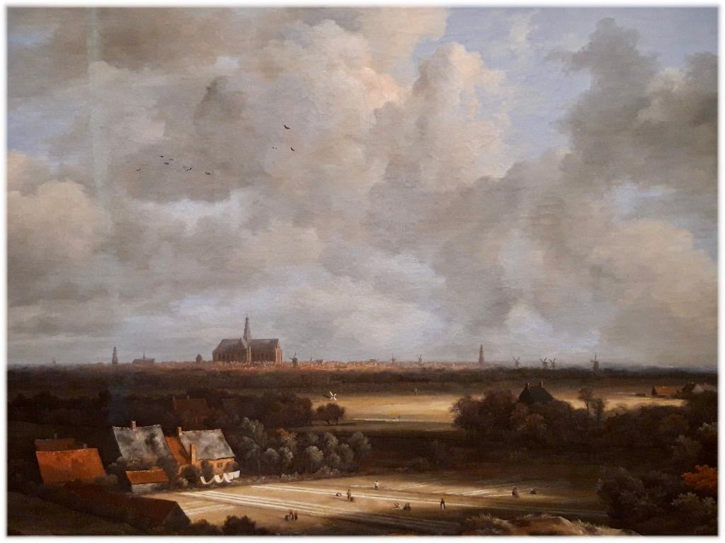 中世ハーレムの絵画