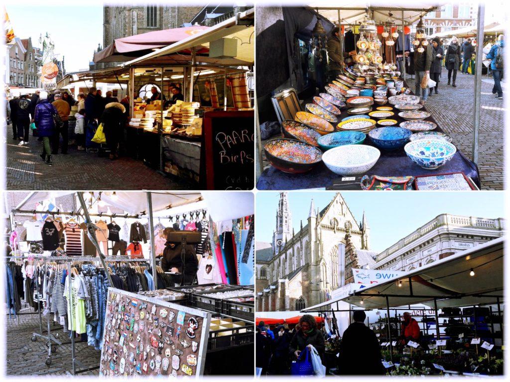 ハーレムのマーケット