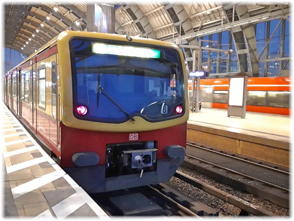 ベルリン近郊鉄道