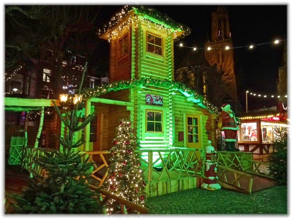 マジックマーストリヒト、サンタの家