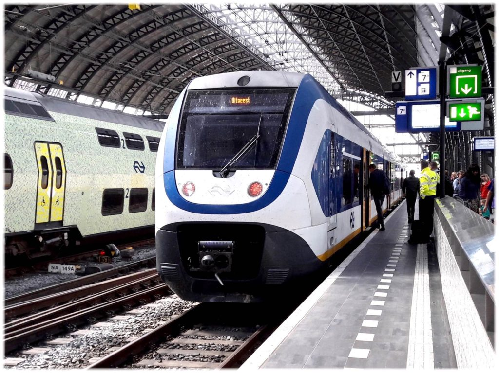 オランダ鉄道各駅停車