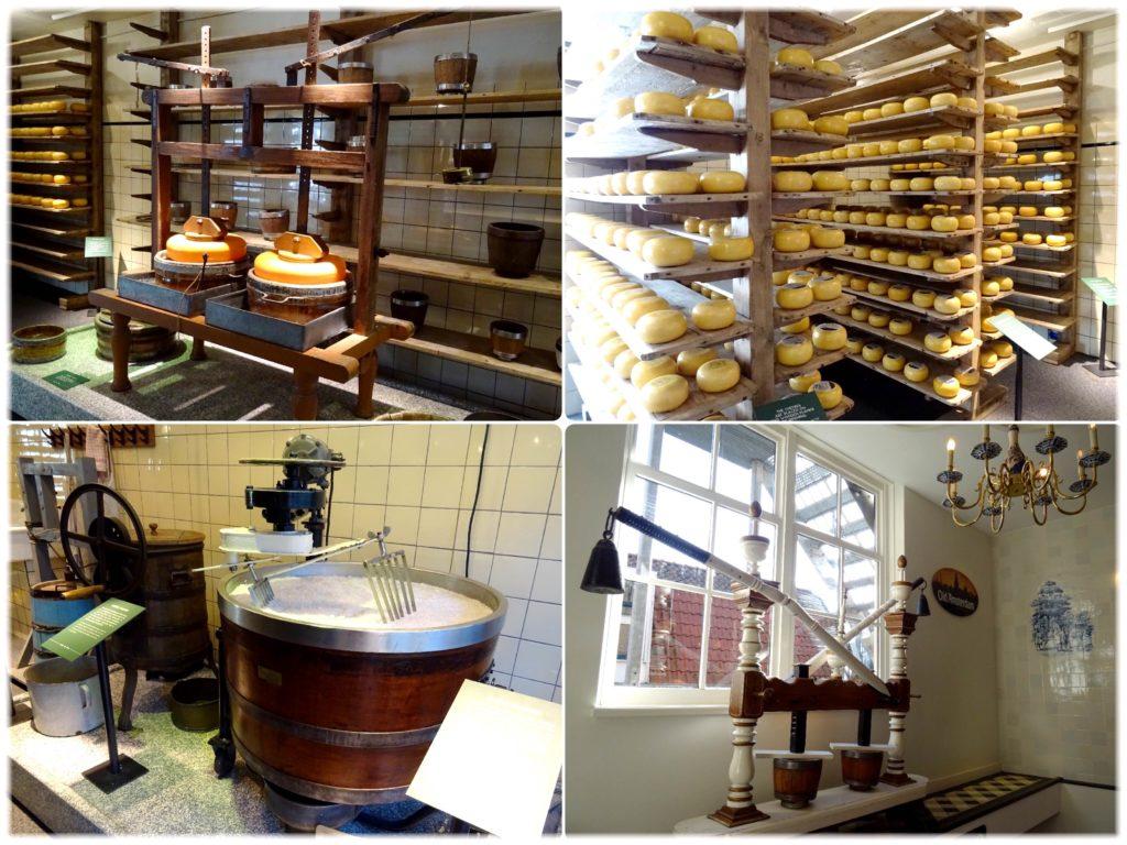 フォーレンダムチーズ工房の博物館