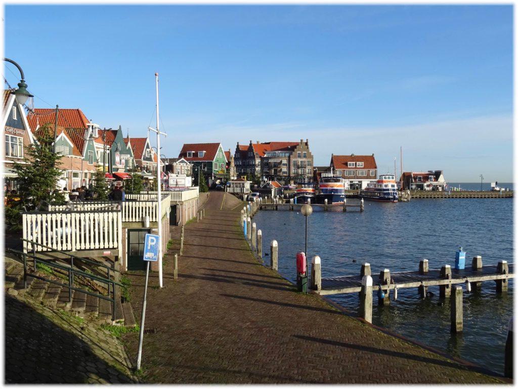フォーレンダムの港