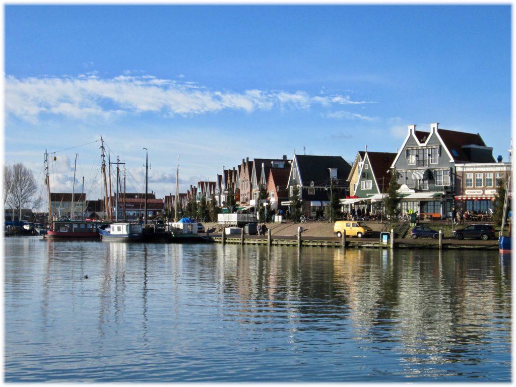 オランダの風景フォーレンダム