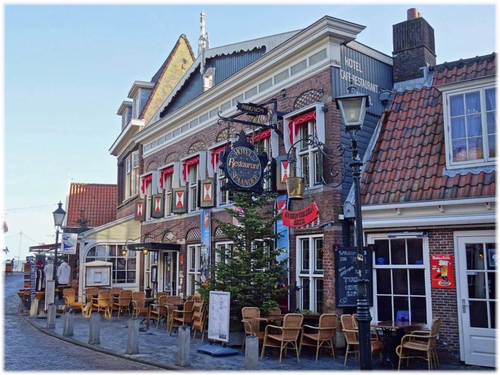 フォーレンダムのレストラン