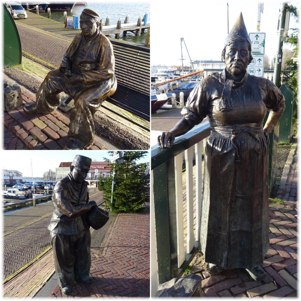 フォーレンダムの銅像