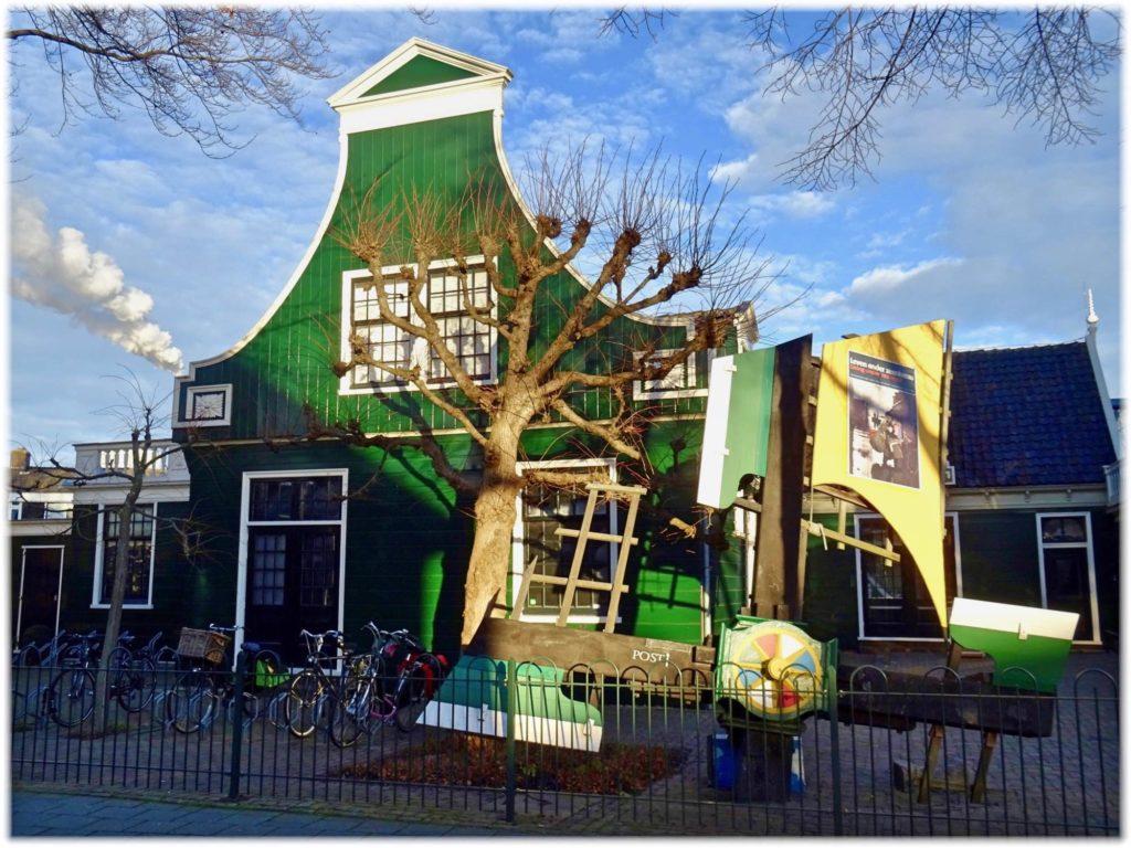 ザーンス風車博物館