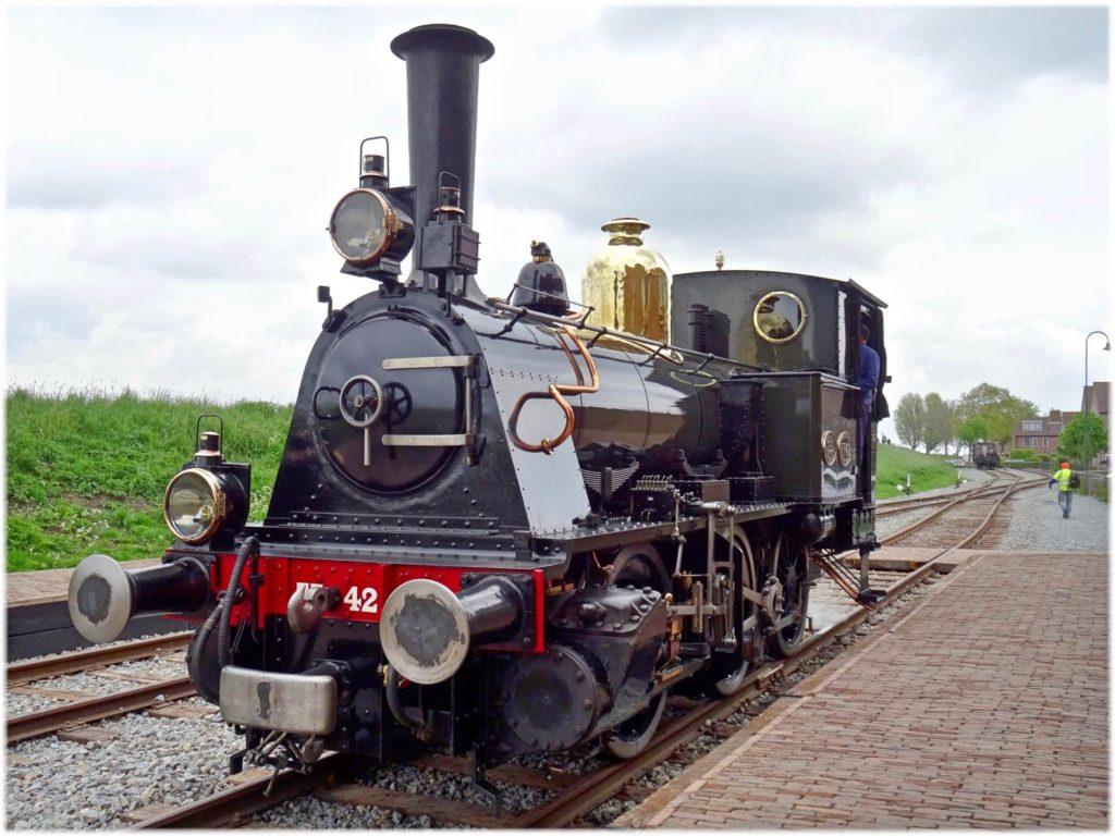 蒸気機関車ベッロ