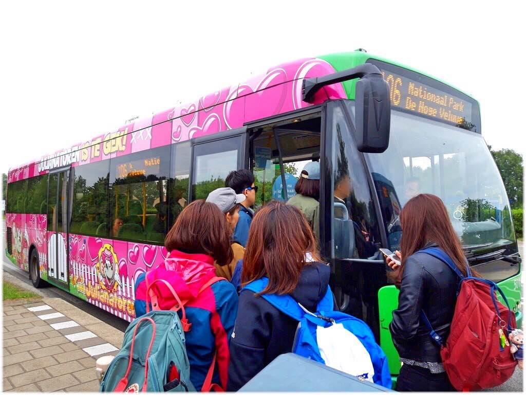 バス106号線