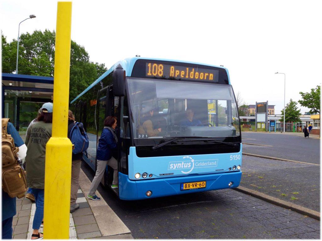 バス108号線