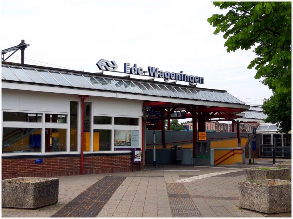 エデワーゲニンゲン駅