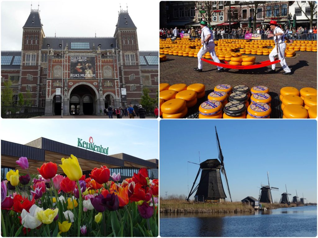 オランダの個人ガイド