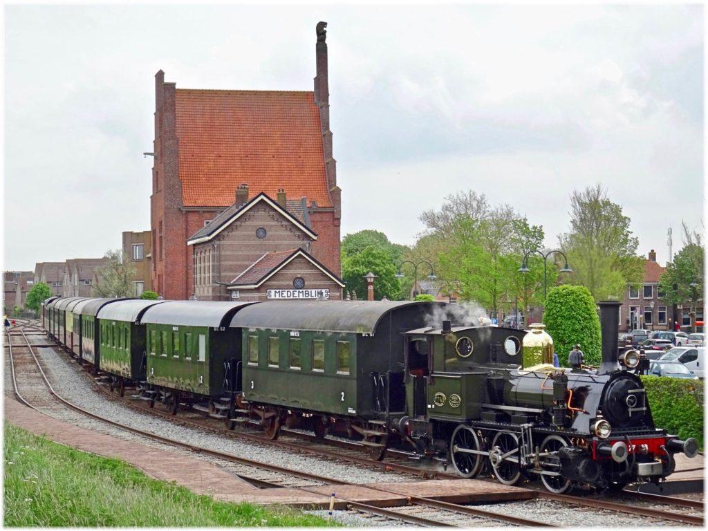 蒸気機関車でレトロな旅