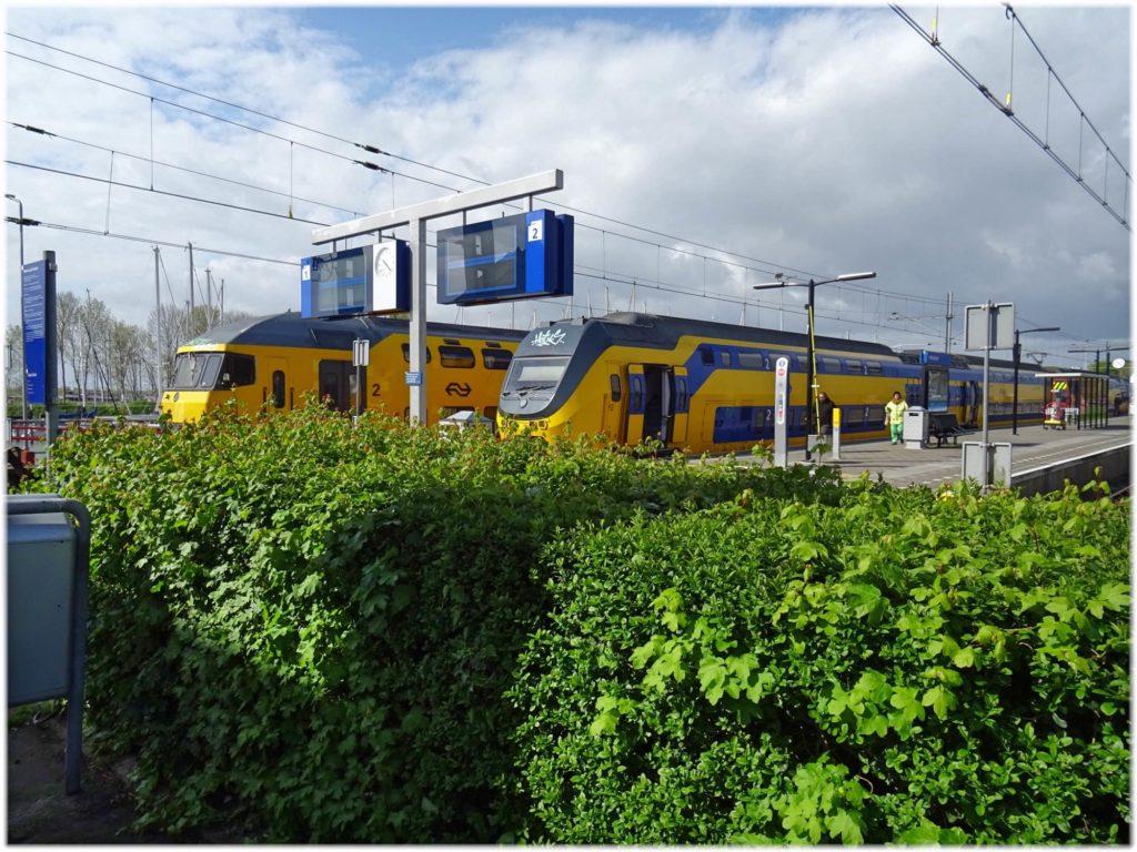 オランダ鉄道インターシティ