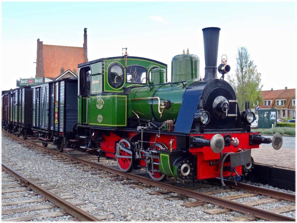 蒸気機関車SHM30型