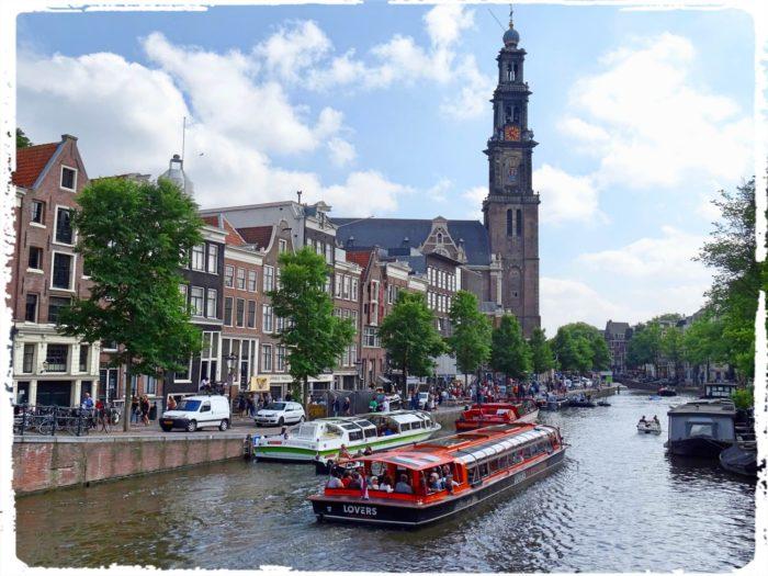 アムステルダム西教会ガイド