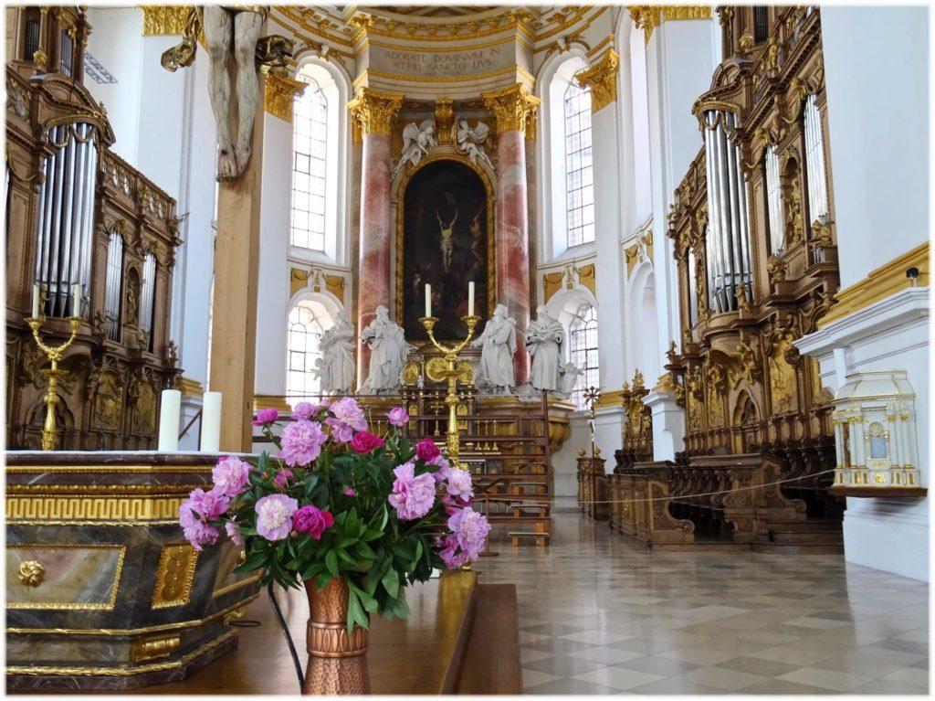 聖マルティン大聖堂内陣