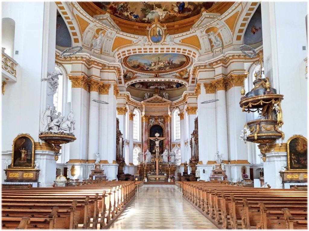 ウルムのヴィブリンゲン修道院大聖堂