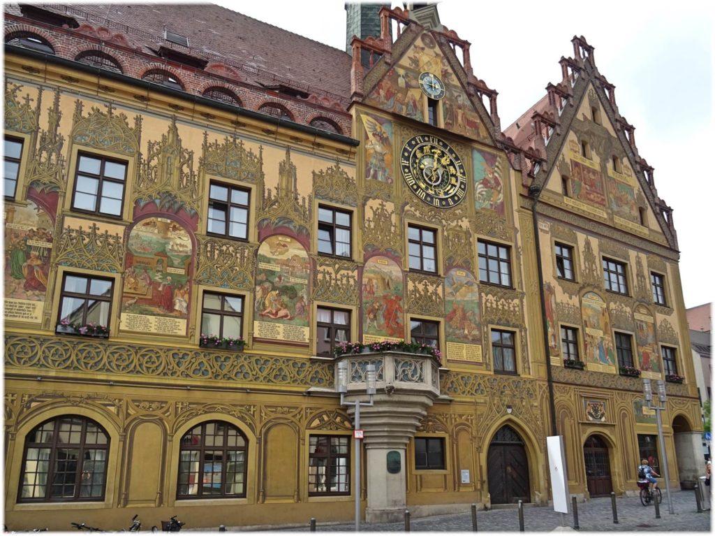 ウルム旧市庁舎