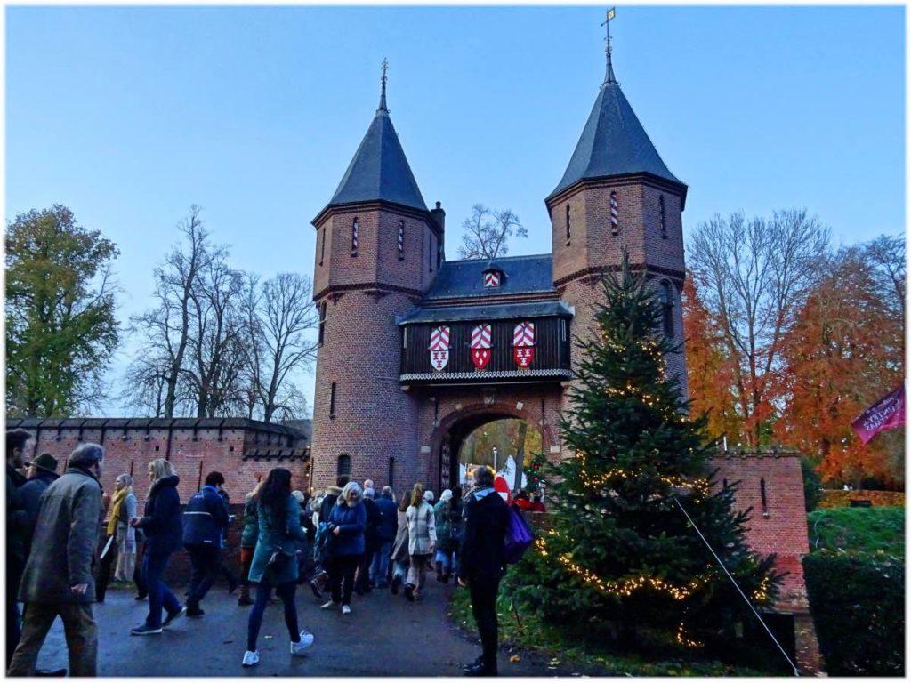 デハール城のクリスマスフェアー