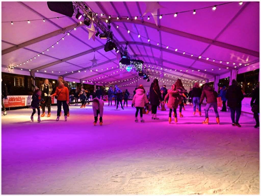 ライデンのアイススケート場