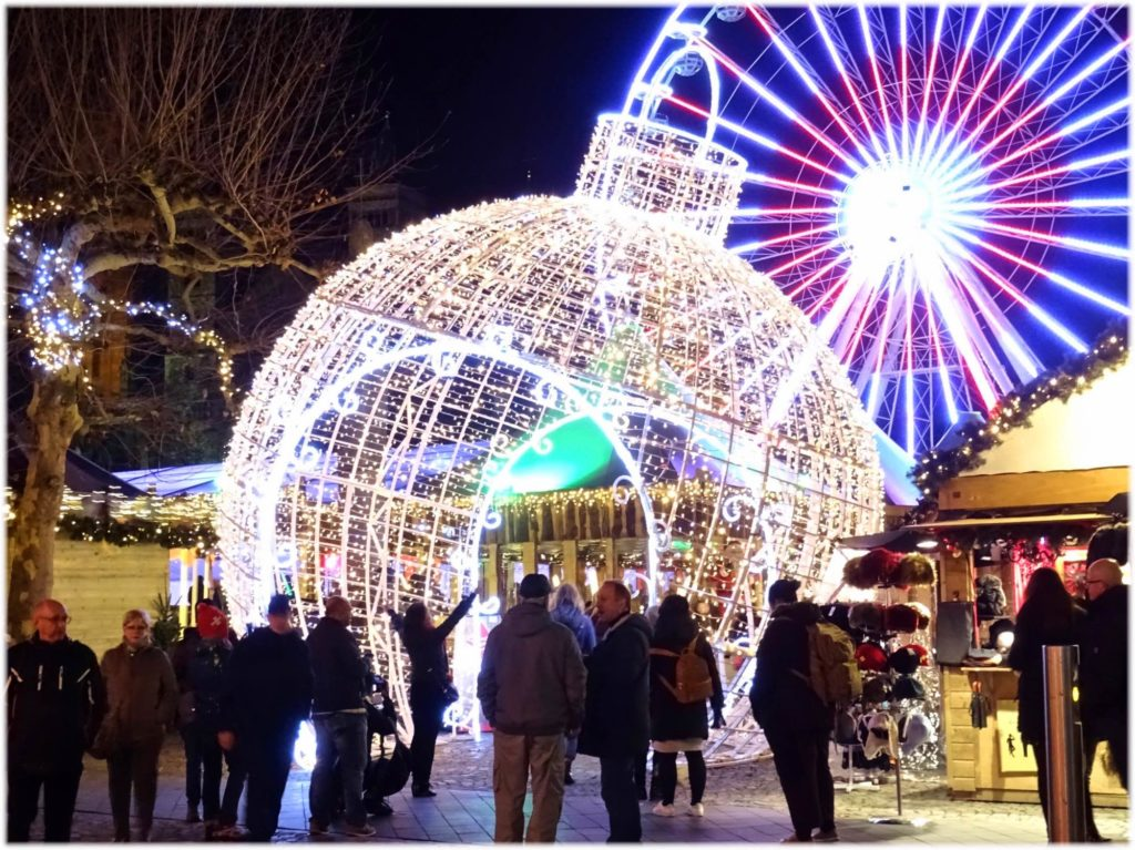 マーストリヒトのクリスマスマーケット