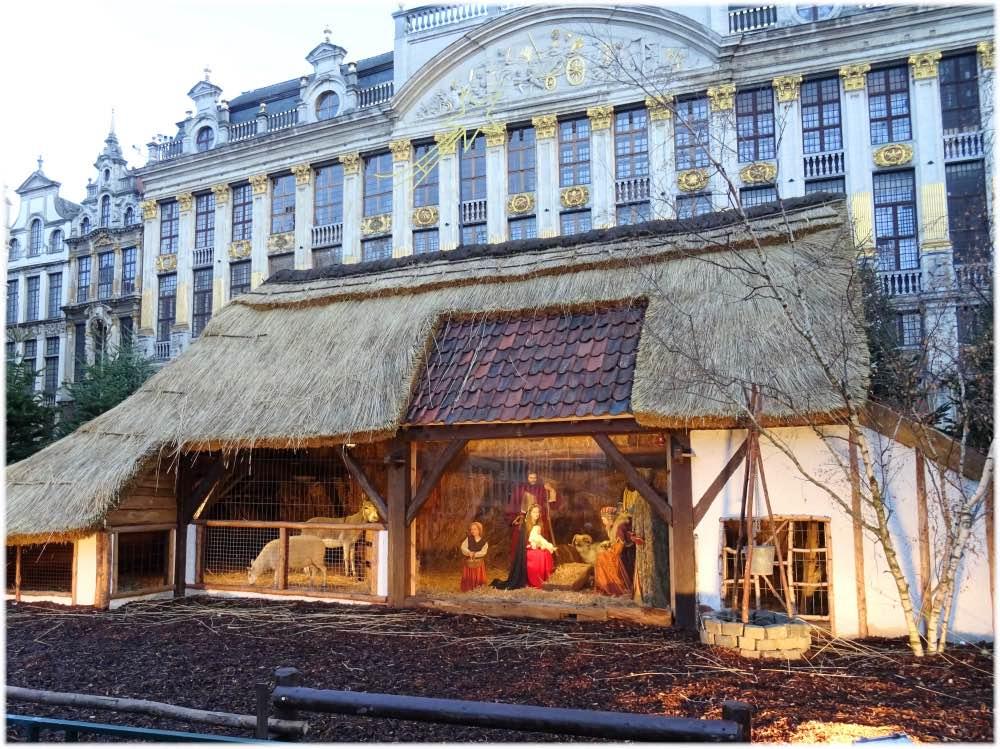 キリスト降誕の小屋