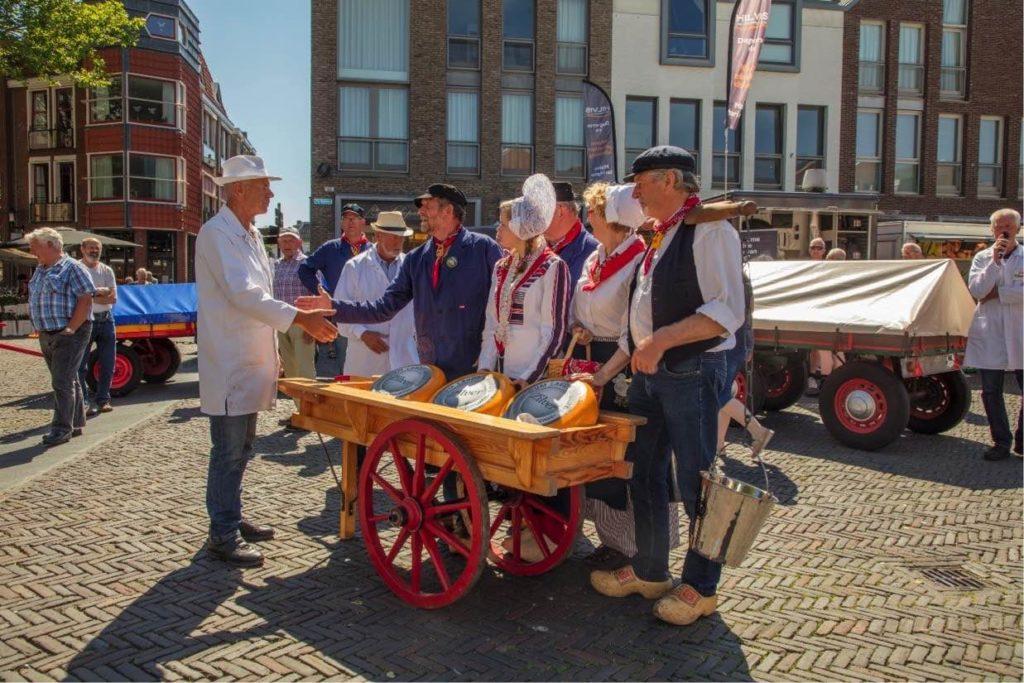 ウールデンのチーズマーケット