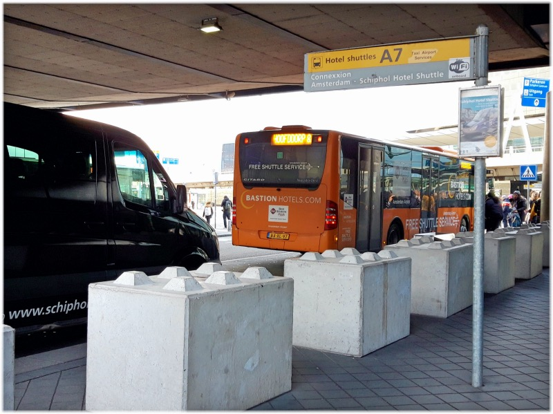 ホテルシャトルバス