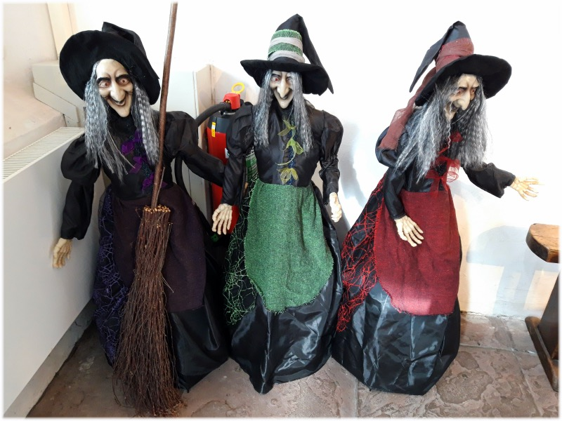 博物館の魔女